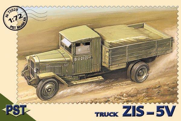 PST72029   ЗиС-5В          Zis-5V Truck (thumb10084)