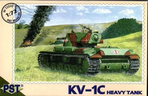 PST72035   КВ-1с (обр.1942)       KV-1C Heavy tank (thumb10096)