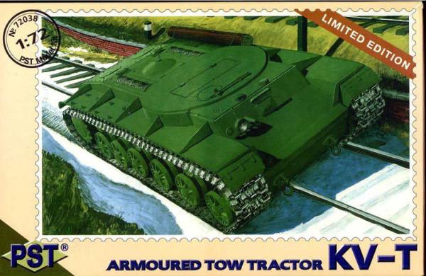 PST72038   КВ-Т      KV-T KV Tractor (thumb10102)