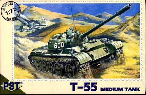 PST72046   Т-55 (thumb10118)