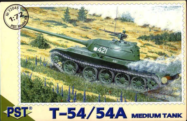 PST72045   Т-54/54А (thumb10116)