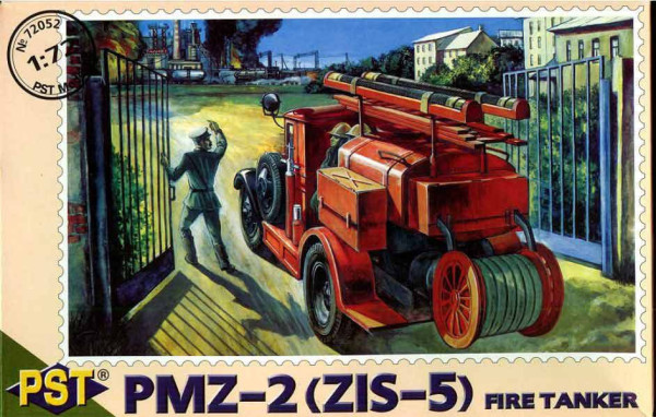 PST72052   ПМЗ-2(ЗиС-5)        PMZ-2 Zis-5 Fire Tanker (thumb10130)
