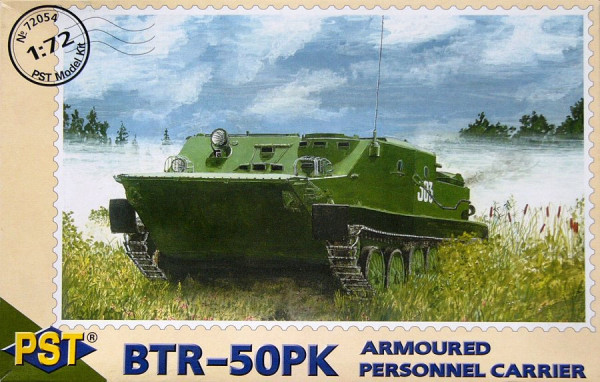 PST72054   БТР-50        BTR-50PK Armoured Personal Car - Postwar (thumb10134)