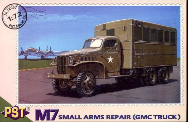 PST72057   Small Arms Repair M-7/GMC (thumb10140)