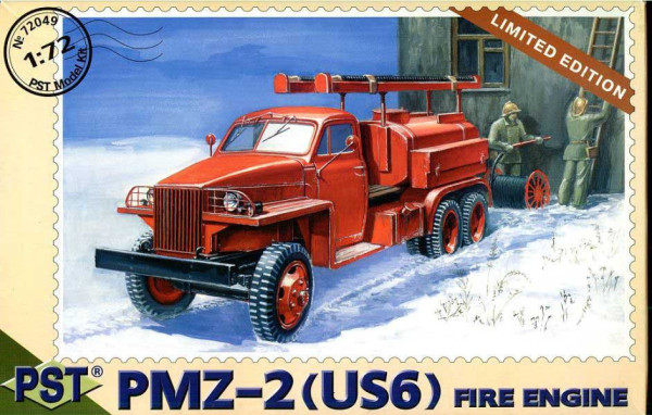 PST72049   ПМЗ-2(US6)           PMZ-2 (US-6) Fire Engine (thumb10124)