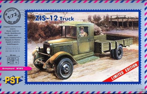 PST72072   Специальный автомобиль ЗиС-12    Zis 12 (thumb10170)