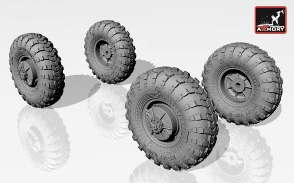 AR AC7297     1/72 BRDM-2 main wheels (thumb13034)