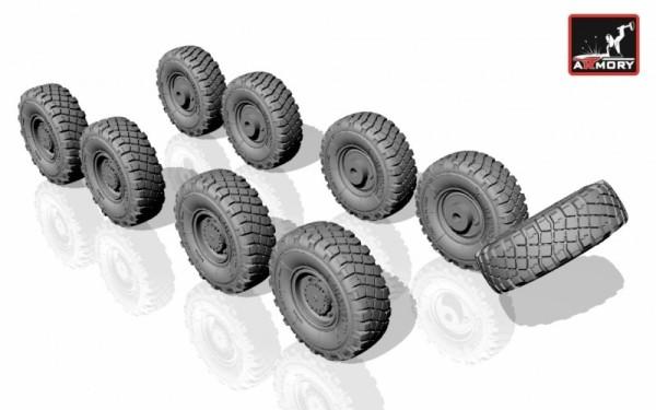 AR AC7299     1/72 ASLAV-25 wheels (thumb13038)