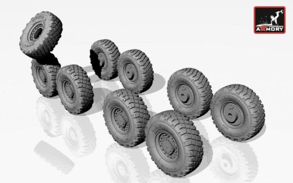 AR AC7300     1/72 LAV-25 wheels (thumb13042)
