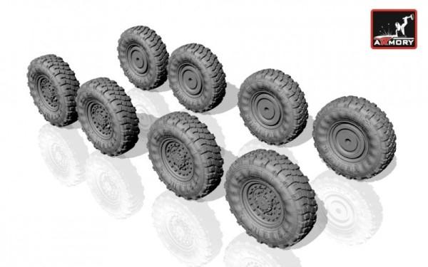 AR AC7318     1/72 M1126 Stryker wheels (thumb13046)