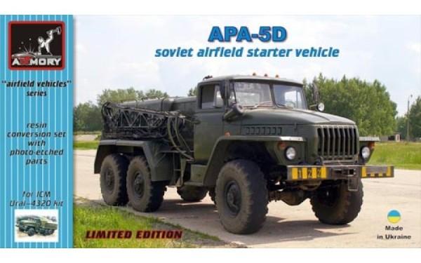 AR M72302      1/72 APA-5D soviet airfield starter (thumb13012)