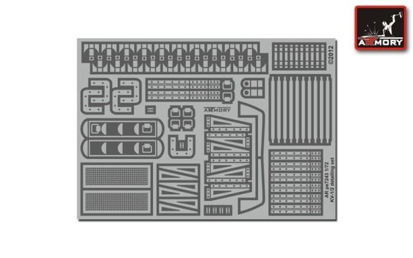 AR pe7243     1/72 1/72 KV-1/2 detailing set (thumb13091)