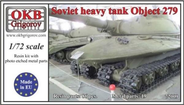 "OKBV72009   Советский тяжелый эксперементальный танк ""Объект 279""          Soviet Heavy Tank Object 279 (thumb8467)"