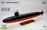 MSVIT1401   USS Thresher (SSN-593) submarine (thumb9363)