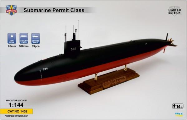 MSVIT1402   USS Permit (SSN-594) submarine (thumb9365)
