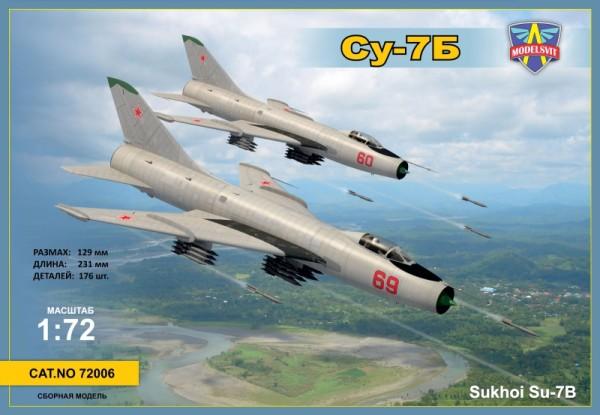MSVIT72006   Sukhoi Su-7B Soviet fighter-bomber (thumb9341)