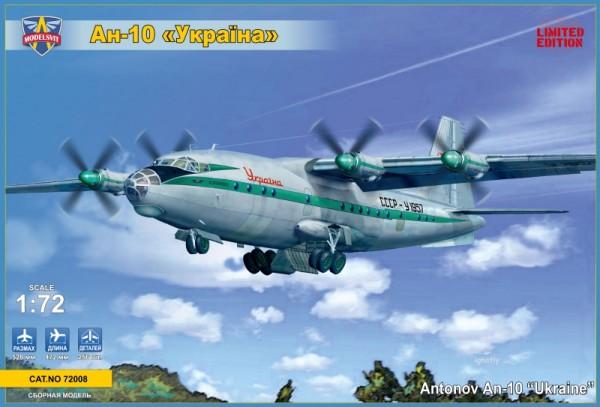 MSVIT72008   Antonov An-10 'Ukraine' civil aircraft (thumb9343)