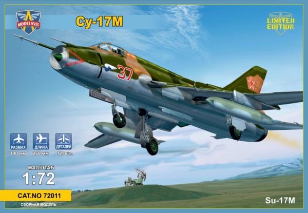 MSVIT72011   Sukhoi Su-17M Soviet fighter-bomber (thumb9349)