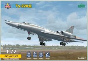 "MSVIT72022 Tupolev Tu-22KD ""Shilo"" (Blinder) medium bomber (thumb9357)"
