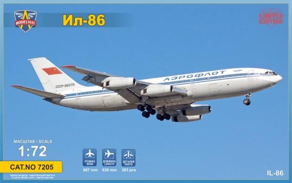 MSVIT7205   Ilyushin Il-86 'Aeroflot' airliner (thumb9331)