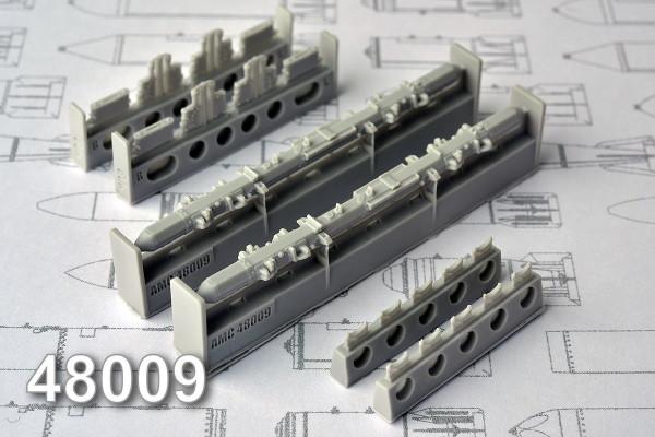 AMC 48009   МБД2-67У, многозамковый балочный держатель (в комплекте два балочных держателя) (thumb10249)