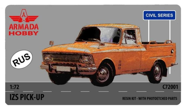 AMC72001   IzH Pick-Up (thumb9461)