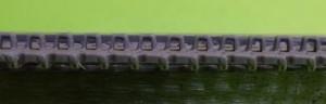 OKBS48041 Траки для танка Pz.III/IV , 40 cm, тип 1 Tracks for Pz.III/IV , 40 cm, type 1 (attach2 10448)