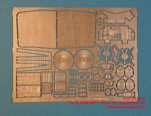 ACEPE7212   Фототравление для модели Su-24 M/MF/MK  Fencer (for Dragon/Bilek kit) (attach1 12197)