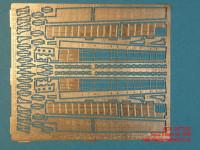 ACEPE7220   Фототравление для модели СУ-2 от ICM закрылки                                                                    Su-2 Flaps. Photo-etched update set for ICM kit. (attach2 12200)
