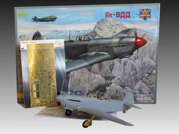 MD-PE4807  YaK-9, for Modelsvit kit (thumb11590)