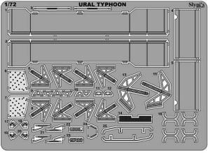 BM7257   Тайфун - У (российский бронеавтомобиль)      Typhoon-U (Russian MRAP) (attach3 11775)
