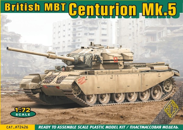 ACE72426     Британский танк Centurion Mk.5 (thumb14234)