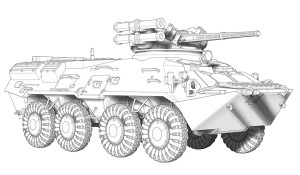 ACE72175     BTR-3E1 Ukrainian APC (attach6 14473)