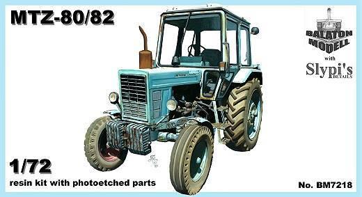 BM7218      МТЗ-80 трактор Беларусь      MTZ-80 Belarus tractor (thumb11769)