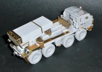 AME72059   RM-70 MLRS on TATRA 813 Armoured Cab (attach1 12052)