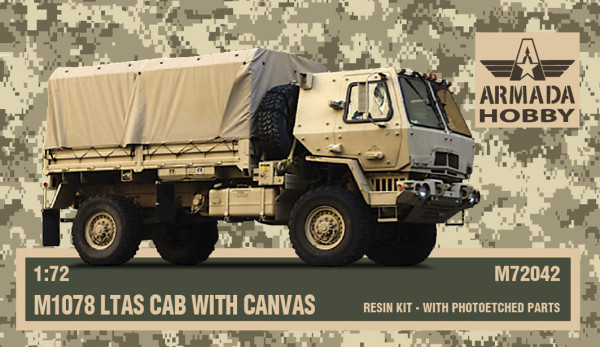 AMM72042   M1078 LTAS CAB w. CANVAS (thumb12067)