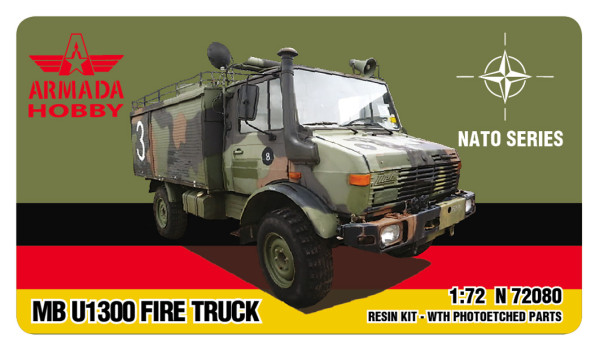 AMN72080   MB U 1300 FIRE TRUCK (thumb12063)