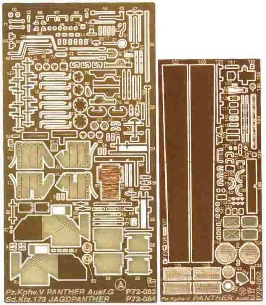 PART72082     Pz.Kpfw.V Panther Ausf.G (thumb13737)