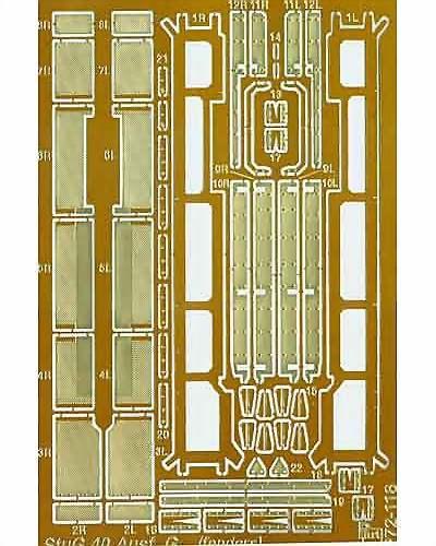 PART72118     Stug.40 fenders (thumb13761)