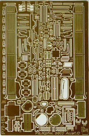 PART72153     Pz.Kpfw.38(t) Ausf.C (thumb13765)