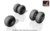 AR AW48502    1/48 SEPECAT «Jaguar» wheels (attach2 12524)