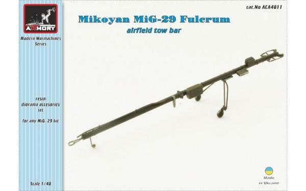 AR ACA4811   1/48 Mikoyan MiG-29 Fulcrum airfield tow bar (thumb12337)