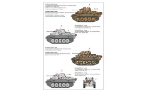 AR 72203         Pz.Kpfw.II Ausf.L Luchs German WWII light recon tank, early&late (attach5 14242)