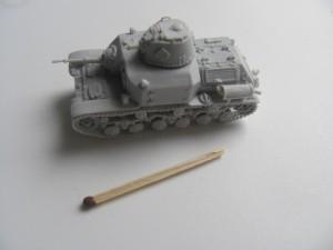 Croco72001     Japanese tankette type 92, модификация с 6 катками на борт (thumb14459)