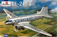 AMO72244   Lisunov Li-2P/T Soviet passenger aircraft (thumb15439)