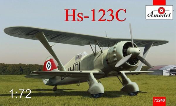 AMO72248   Henschel Hs 123C dive-bomber (thumb15443)