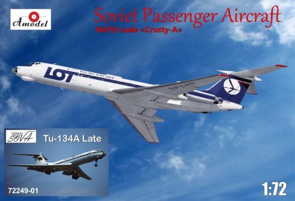 AMO72249-01   Tupolev Tu-134A, late LOT/Aeroflot (thumb15447)