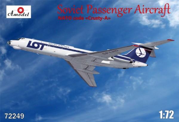 AMO72249   Tupolev Tu-134A LOT airlines (thumb15445)