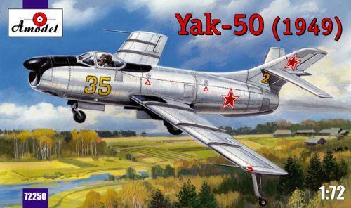 AMO72250   Yakovlev Yak-50 (1949) (thumb15449)