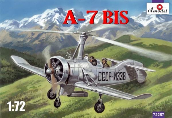 AMO72257   A-7bis Soviet autogiro (thumb15455)